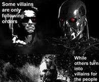 Why Villians do what they do