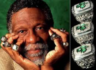 Mr Bill Russell most decorated athlete
