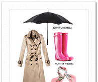 Stylish Rain Wear