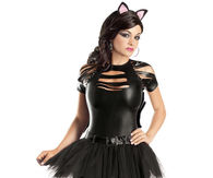 Sexy Black Cat Costume