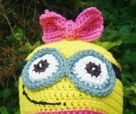 Minion Hat Project For Kids