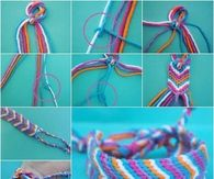 Cute DIY Friendship Bracelet