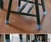 DIY Socks For Your Chairs