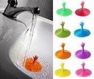 Colorful drain stoppers
