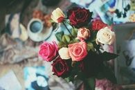 Rose assortment bouquet