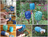 Treasure Jars for Gardening