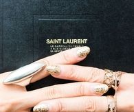 Gold Nails & Accessories