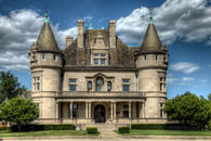 Hecker-Smiley Mansion in Detroit Michigan