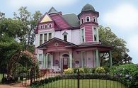 Lovely Multi Colored Victorian House