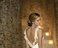 Gorgeous Wedding Dress with Ruffles