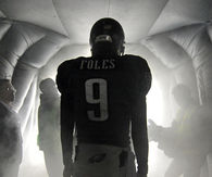 Foles have the Eagles soaring high