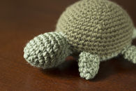 DIY Crochet Turtle