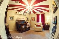 Circus Themed Nursery Idea