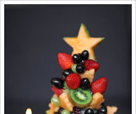 Christmas Fruit Tree of life