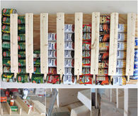 How to create a can dispenser for storage