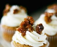 How to make pecan pie cupcakes