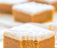 How to make fudgy pumpkin bars