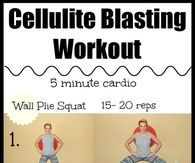 Cellulite Blasting Workout