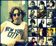 Collage Of John Lennon