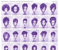 Every Prince Hairstyle from 1978 to 2013