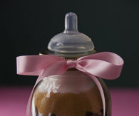 Baby Bottle Party Favor