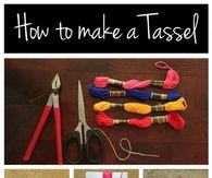 How to make a Tassell