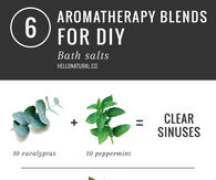 DIY Aromatherapy Blends