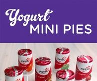 Yogurt Mini Pies