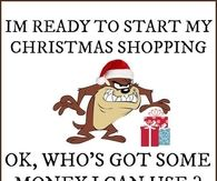 ready to start Christmas shopping