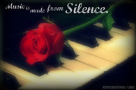 Music made from Silence