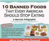 Banned Foods Americans Should Stop Eating