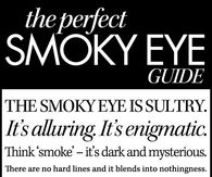 DIY Perfect Smokey Eye