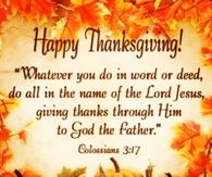 Religious thanksgiving quotes pictures photos images and pics for colossians 317 m4hsunfo