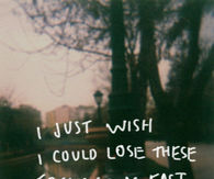 I lost you