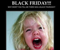 black Fridays To Late