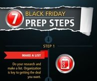 black Friday Prep Steps