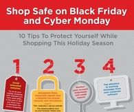 Shop Safe On Black Friday and Cuber Monday