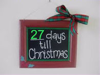 27 days until christmas