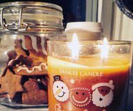 Gingerbread yankee candle