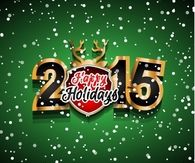 For You! New Year 2015 Wishes And Greeting Pictures