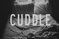 Cuddle bed