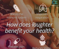 How Laughter Benefits Health