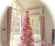 Gorgeous Pink Christmas Tree
