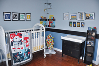 Geeky science nursery