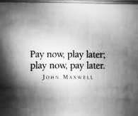 Pay Now Play LAter