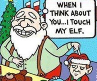 I Touch My Elf