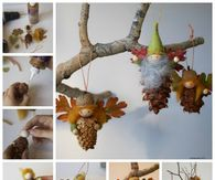 How to make a fairy ornaments