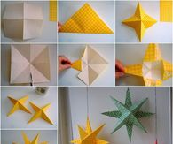 How to make paper stars