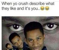 When yo Crush