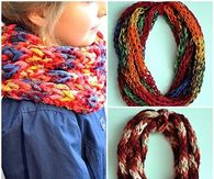 How to make an easy scarf